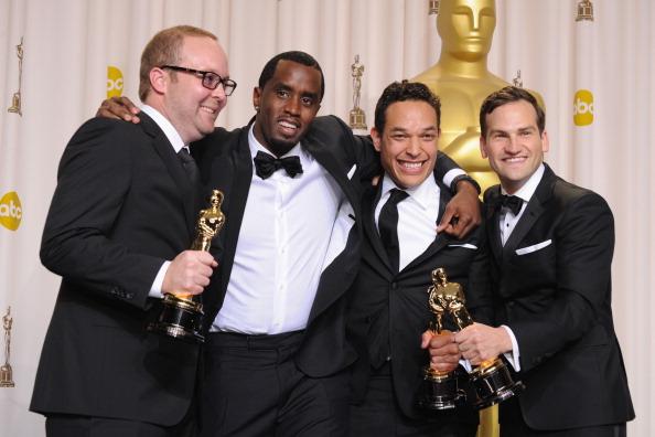 Diddy remporte un Oscar en tant que producteur