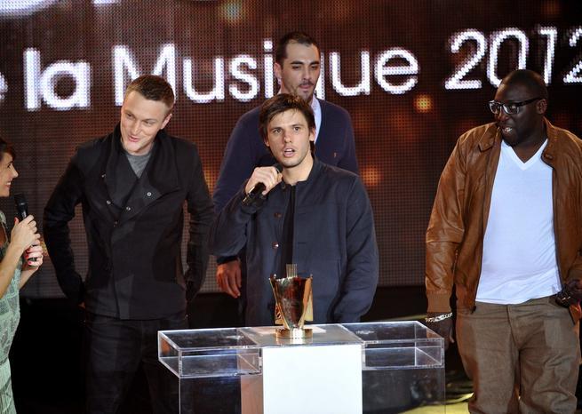 Victoires de la Musique 2012 : liste des gagnants (Orelsan, Hubert-Félix Thiefaine...)