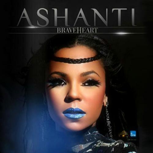 Ashanti : Braveheart, nouvel album le 16 avril (pochette + tracklist)