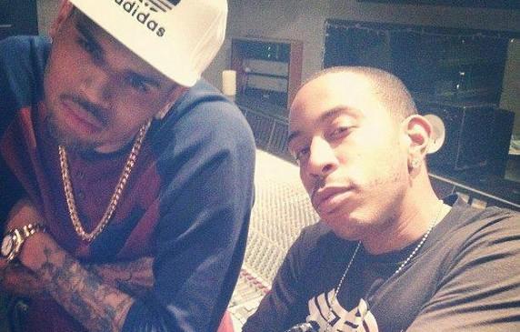 Ludacris s'entoure de Chris Brown et Usher pour Ludaversal