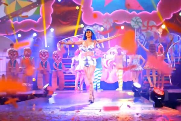 Katy Perry : bande-annonce de Part Of Me, film concert 3D