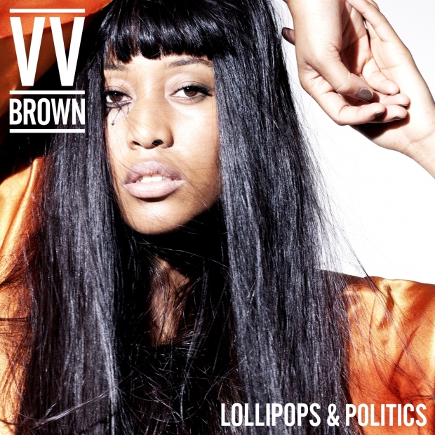 VV Brown - Lollipops & Politics