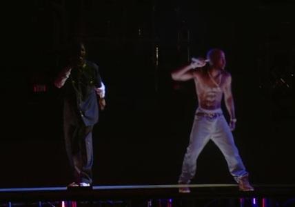 Snoop Dogg et Dr Dre sur scène avec Tupac, Eminem, 50 Cent... (vidéos)