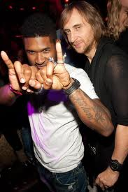 """Usher et David Guetta collaborent de nouveau sur des morceaux """"dingues"""""""