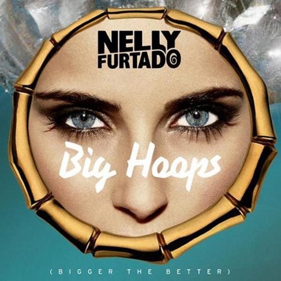 Nelly Furtado : Something feat Nas + Big Hoops en écoute
