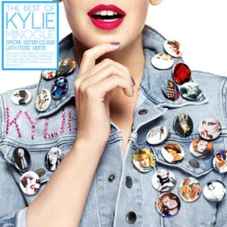Kylie Minogue : The Best of Kylie Minogue le 4 juin (tracklist + pochette)