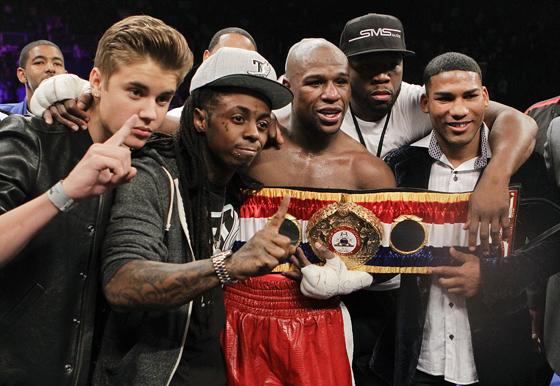 Justin Bieber : Lil Wayne ne sera pas sur l'album Believe