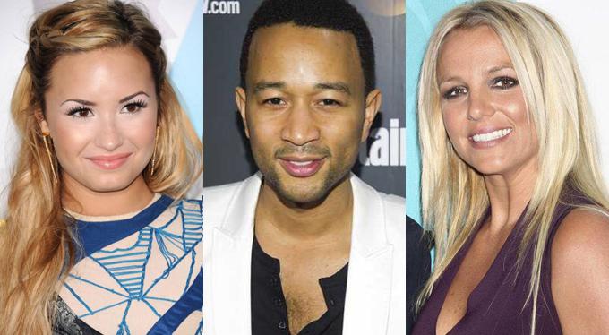 John Legend : Britney Spears n'est pas une chanteuse