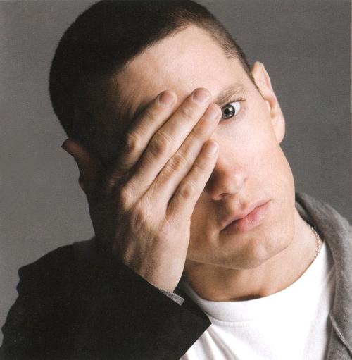 Eminem fait la promo du jeu vidéo Acid Ghost ?