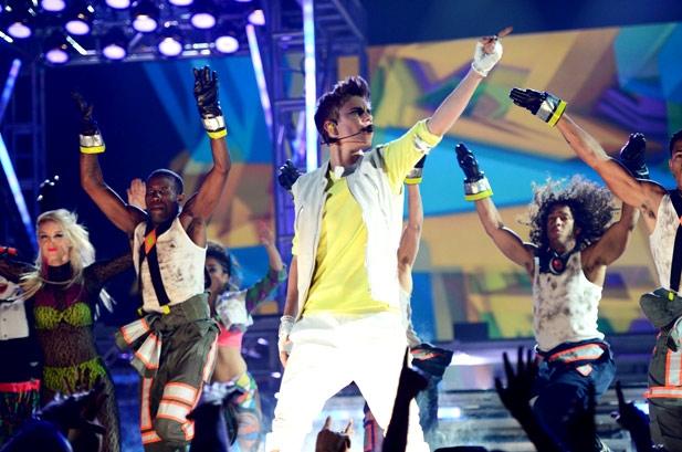 Justin Bieber : 40 000 billets de concert vendus en 30 secondes !
