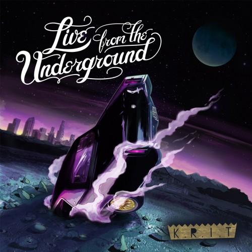 Big K.R.I.T : tracklist de Live From The Underground