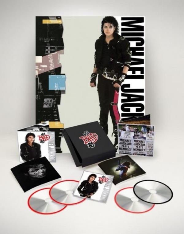 Michael Jackson : Bad 25, réédition avec des inédits en septembre