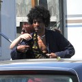 Photos d'Andre 3000 en Jimi Hendrix dans le film All Is By My Side