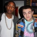 Mac Miller prépare l'EP Pink Slime avec Pharrell Williams