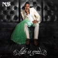 Nas : pochette de l'album Life Is Good + trailer