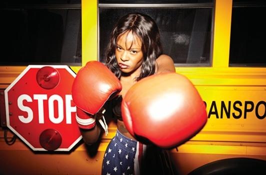 Azealia Banks ne veut plus faire de rap