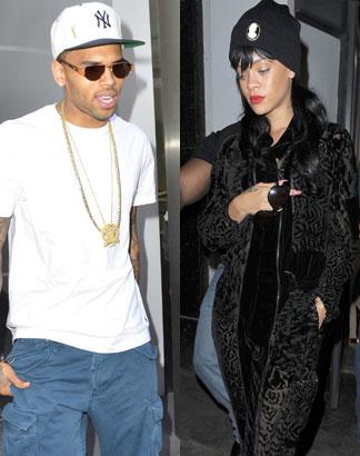 Chris Brown et Rihanna se verraient en cachette (+ Oh Yeah en écoute)