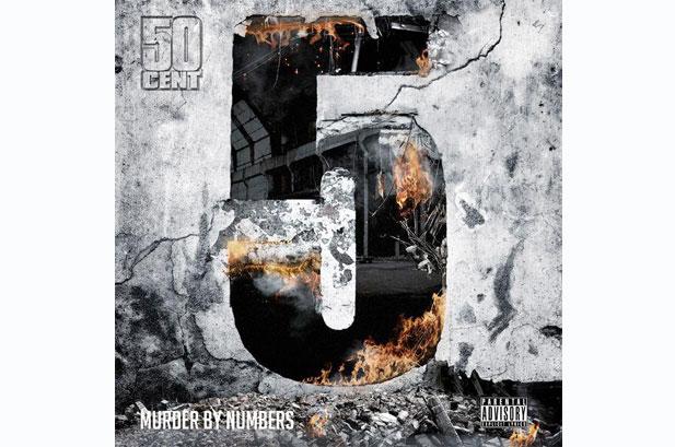 50 Cent : pochette de l'album Five (Murder By Numbers)