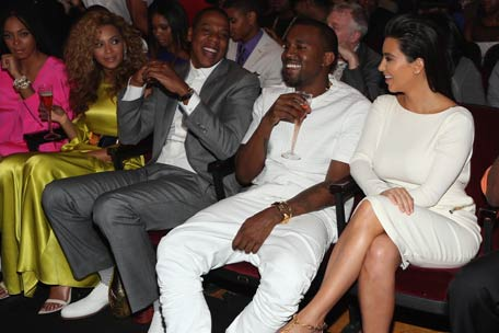 BET Awards 2012 : liste des gagnants (Jay-Z, Kanye, Beyonce, Chris Brown...)
