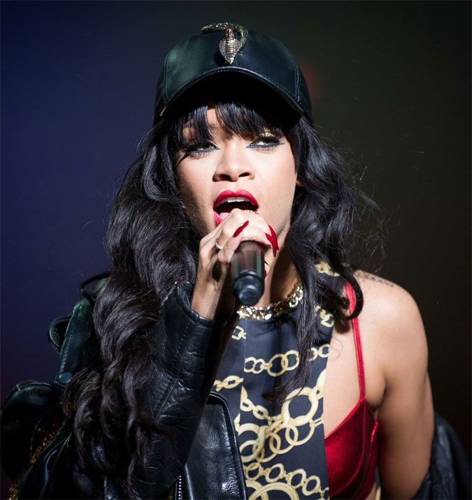 Rihanna annule son concert au Rock In Rio suite au décès de sa grand-mère