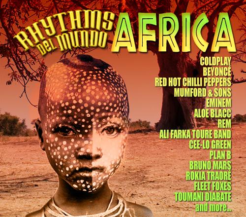 Beyonce, Eminem, Coldplay sur la compil Rhythms Del Mundo: Africa