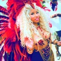 Nicki Minaj : Pound The Alarm, vidéo des coulisses du clip