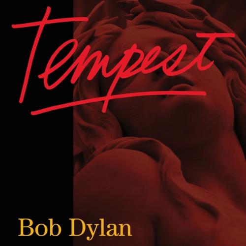 Pochette album Tempest