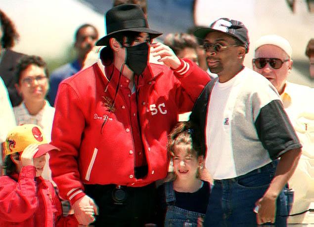 Spike Lee filme un documentaire sur Michael Jackson pour les 25 ans de Bad