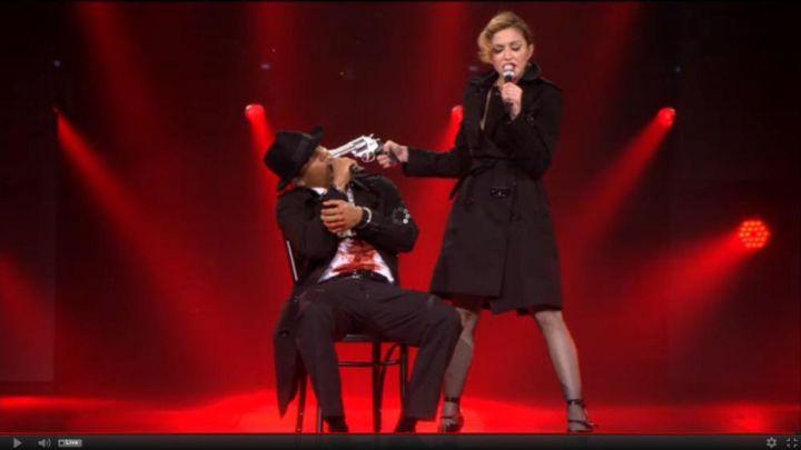 Madonna à l'Olympia provoque la colère de ses fans