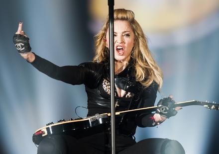 Madonna à l'Olympia : les protestataires sont des voyous