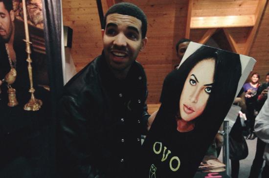 Drake produit un album d'Aaliyah (+ single Enough Said)
