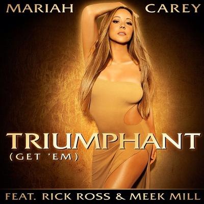 Mariah Carey parle de son nouvel album (+ Triumphant en écoute)