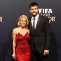 Shakira est enceinte de Gérard Piqué