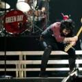 Green Day clashe Justin Bieber