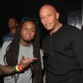 Lil Wayne a 90 inédits produits par Dr Dre en réserve