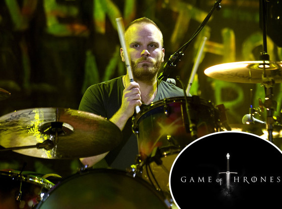 Coldplay : Will Champion dans la série Game of Thrones