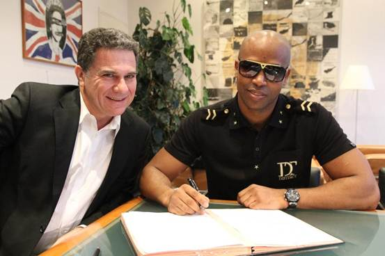 Rohff signe chez le label East West France