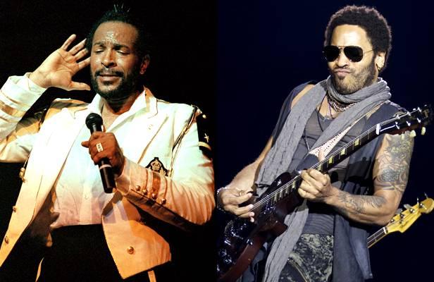 Lenny Kravitz en Marvin Gaye dans son biopic ?