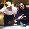Game ouvert pour un album commun avec Chris Brown