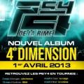 Psy4 de la Rime : nouvel album 4ème Dimension et dates de tournée