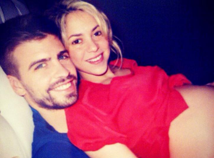 Shakira accouche d'un petit Milan Piqué Mebarak