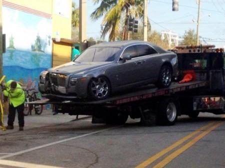 Rick Ross victime d'une fusillade et d'un accident de voiture
