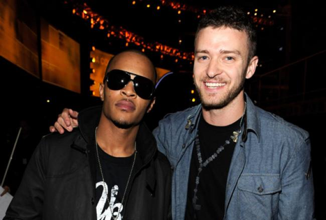 Justin Timberlake collabore avec T.I sur 2 chansons