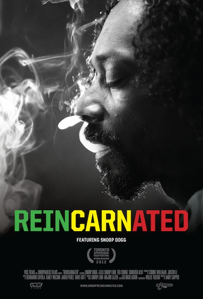 Snoop Lion : le film Reincarnated sortira en mars
