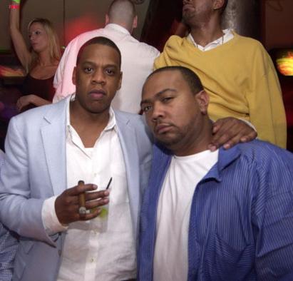 Jay-Z et Timbaland expliquent pourquoi ils étaient en froid