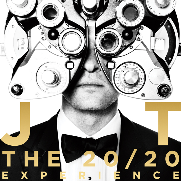 Justin Timberlake : pochette et tracklist de The 20/20 Experience