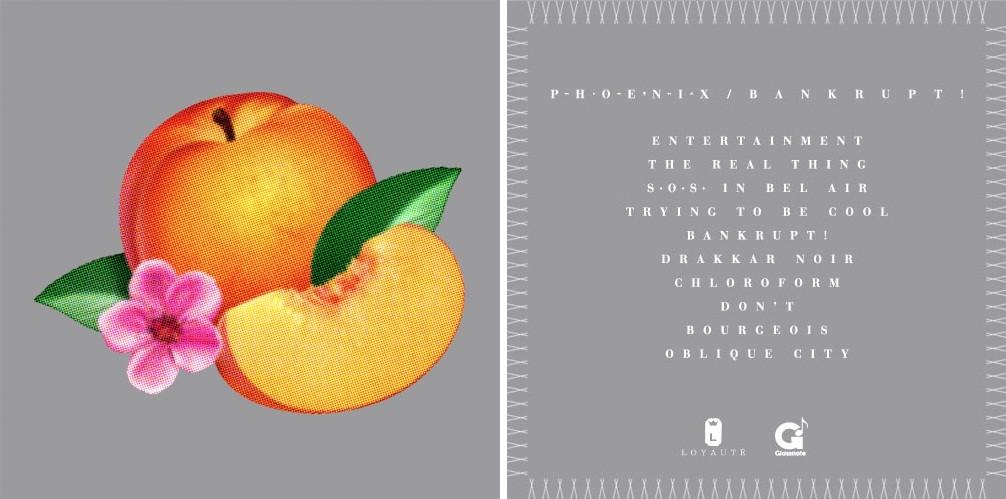 Phoenix : pochette et tracklist de l'album Bankrupt!
