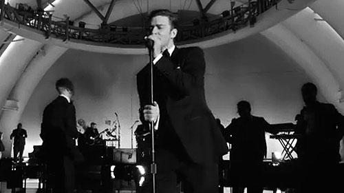 Justin Timberlake : clip vidéo de Suit & Tie feat Jay-Z