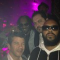 Snoop Dogg et Suge Knight réunis (photo)