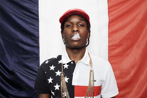 A$AP Rocky prépare un nouvel album instrumental